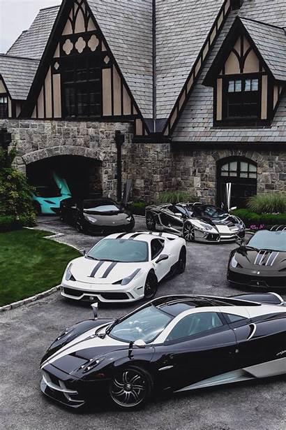 Luxury Cars Garage Ferrari Business Lamborghini Wallpapers