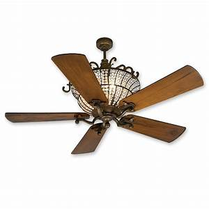 Quot craftmade cortana cr pr ceiling fan dc motor w