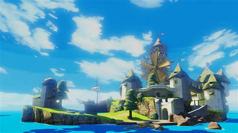 11 The Legend Of Zelda The Wind Waker Hd Hd Wallpapers