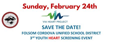 heart project youth screening event folsom lake earthquakes