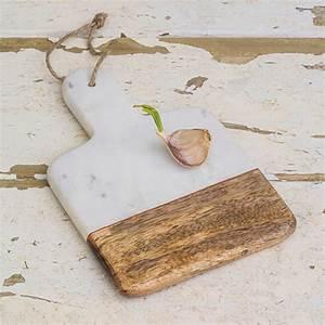 Planche À Découper Marbre : planche d couper en marbre et manguier dassie artisan ~ Melissatoandfro.com Idées de Décoration