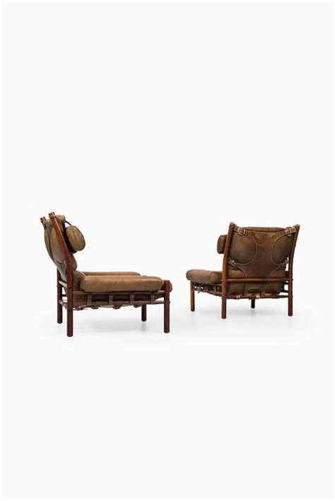 arne norell easy chairs model inca produced by arne norell