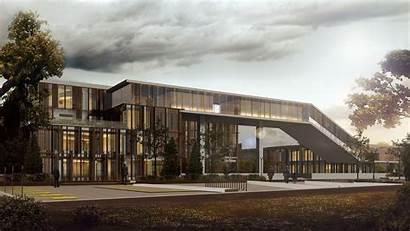 Architecture Healthcare Therapeutic Medical University Mashhad Buildings