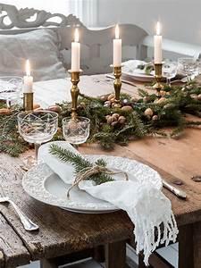 Christmas, Table, Decor, Styles