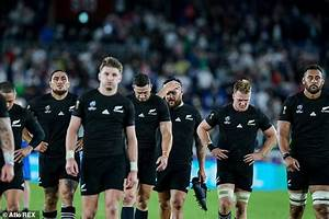 New, Zealand, Press, Left, Distraught, After, Rugby, World, Cup