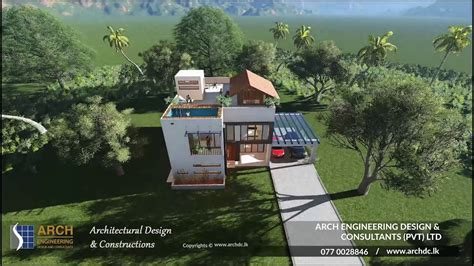 house design sri lanka arch homeskandy youtube