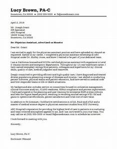 physician assistant cover letter sample monstercom With cover letter examples for physicians