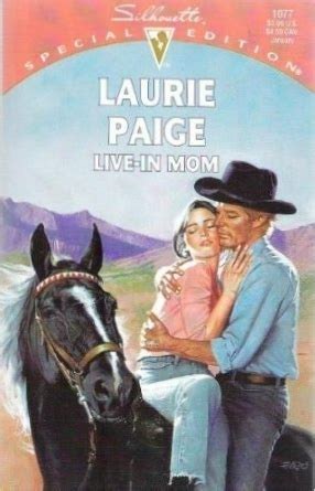 Live In Mom By Laurie Paige