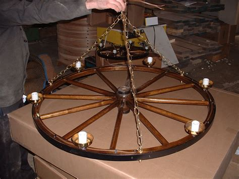 wagon wheel light fixtures car interior design