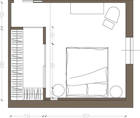 grandezza cabina armadio cabina armadio due soluzioni per ricavarla stanze da
