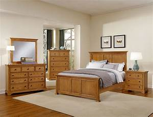 Wood Bedroom Furniture Designs