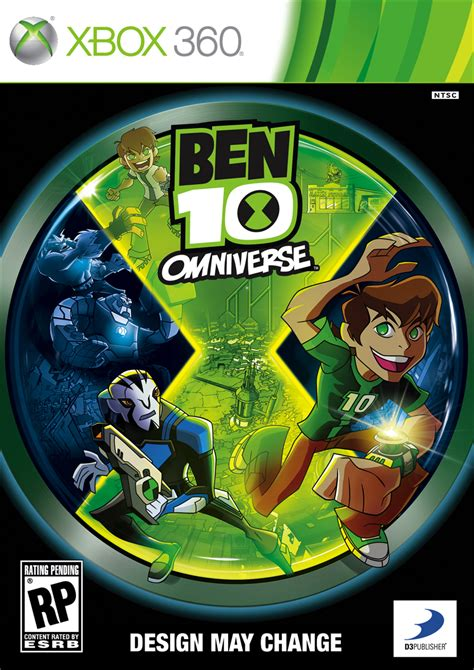 Ben 10 Reporter Ben 10 Omniverse The Video Game