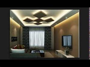 Latest Stunning Unique False Ceiling Designs For Living