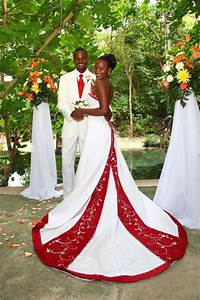 jamaica wedding with a spectacular dress caribbean With wedding dresses in jamaica