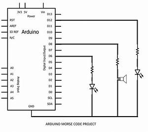Arduino Morse Code  5 Steps  With Pictures