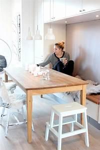 Sitzbank Esszimmer Ikea : nische und stauraum ideen rund ums haus pinterest sitzbank esszimmer ikea esszimmer und ~ Orissabook.com Haus und Dekorationen