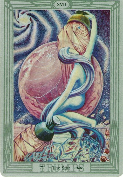 the gallery for gt star tarot thoth