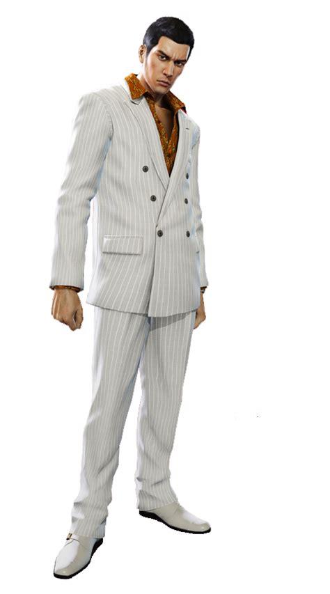 image kazuma kiryus costumepng yakuza wiki fandom