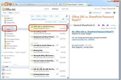 Office 365 Webmail by Office 365 What Is Office 365 Email Office Information