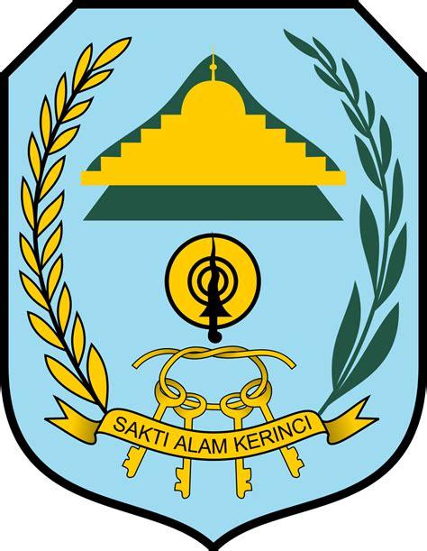 logo kabupaten  kota  provinsi jambi masharistcom