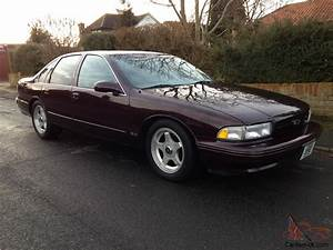 1996 Chevrolet Impala Ss Lt1 350 V8 44k Fsh Lhd Caprice Camaro Corvette Engine