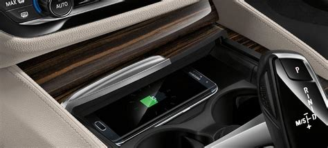 bmw wireless charging bmw 5 series touring fleet solutions