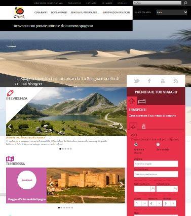 Ufficio Turismo Spagnolo by Nuova Versione Di Spain Info Travelquotidiano