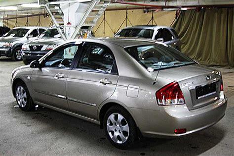 2007 Kia Cerato Photos, Informations, Articles