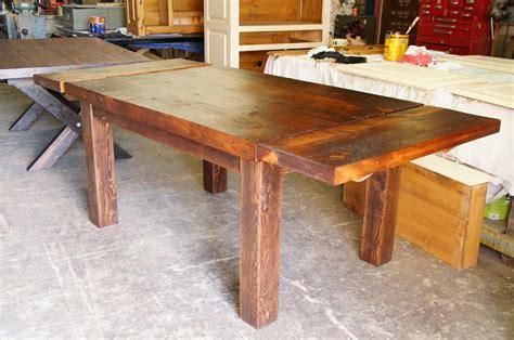 table cuisine bois table de cuisine dessus en vieux bois n 1002 le géant antique
