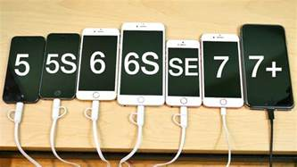 how is the iphone 5 iphone 5 vs iphone 5s vs iphone 6 vs iphone 6s vs iphone
