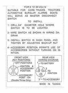34 Universal Ignition Switch Wiring Diagram