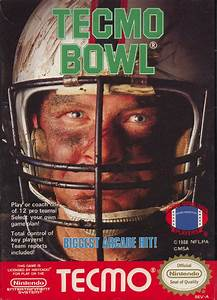 Tecmo Bowl - The Nintendo Wiki - Wii, Nintendo DS, and all ...