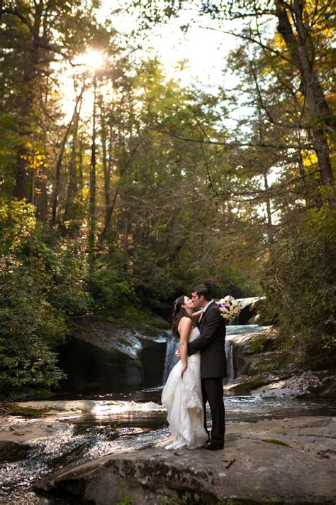 romantic lake lure wedding venues