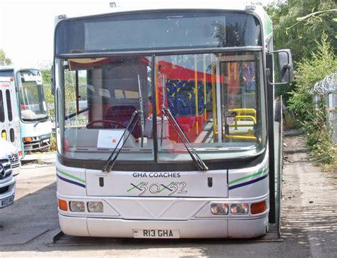 gha feb  volvo bble bus automatic volvo
