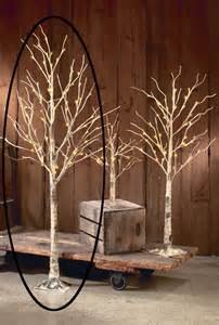 decorative led lighted brown birch tree branch accent 72 quot large floor l ebay