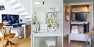 Construire Un Bureau : fabriquer un bureau toutes nos id es marie claire ~ Melissatoandfro.com Idées de Décoration