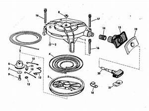evinrude 1978 35 35852r rewind starter parts catalog With diagram of 1978 dt2c suzuki marine outboard starter diagram and parts