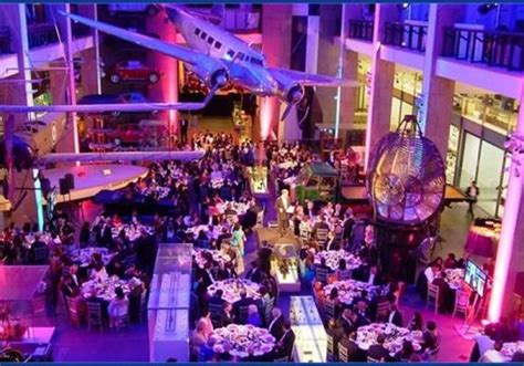 christmas party at the science museum london sw7
