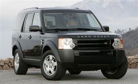 land rover lr3 car and driver