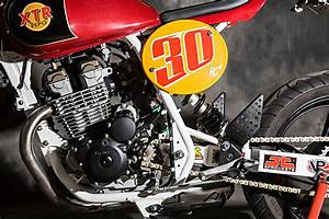 Racing Caf U00e8  Honda Cbf 250 Tracker By Xtr Pepo