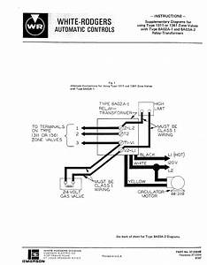 White Rogers Thermostat Wiring Diagram  U2014 Untpikapps