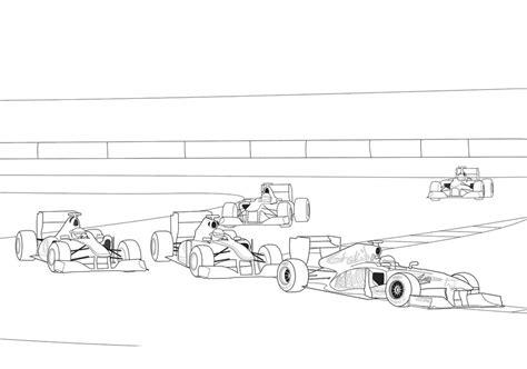 Kleurplaat Formule 1 Bull 2016 by Disegni Da Colorare Disegni Da Colorare Formula 1