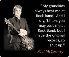 Image result for Paul McCartney quotes