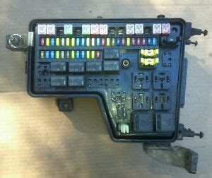 Dodge Ram 1500 Fuse Box by 03 Dodge Ram 1500 Power Distribution Center None Fuse