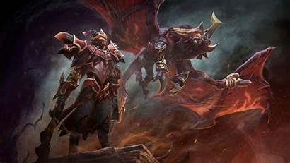 Dota Knight Dragon Wallpapers Desktop Backgrounds Dota2
