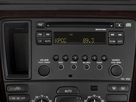 Volvo Audio System by Image 2009 Volvo S60 4 Door Sedan 2 5t Fwd Audio System