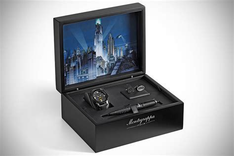 Montegrappa Batman Collection Limited Edition Box Set