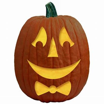 Pumpkin Carving Faces Halloween Patterns Stencil Easy