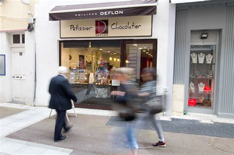 patisserie chocolaterie philippe deflon commercants d
