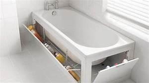 12 super idees de rangement pour mieux organiser votre With idees rangement salle de bain
